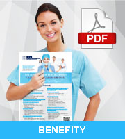 Kariera - Benefity