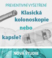 Preventivní vyšetření tlustého střeva KAPSLÍ
