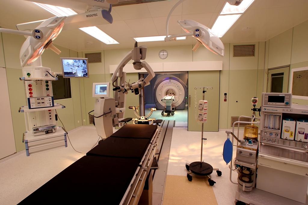 Neurosurgical Clinic - Ústřední vojenská nemocnice Praha